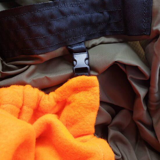 Dryad Under Quilt, Buckled